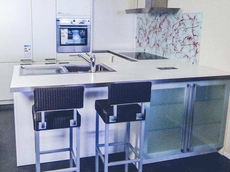 Abverkauf Küche